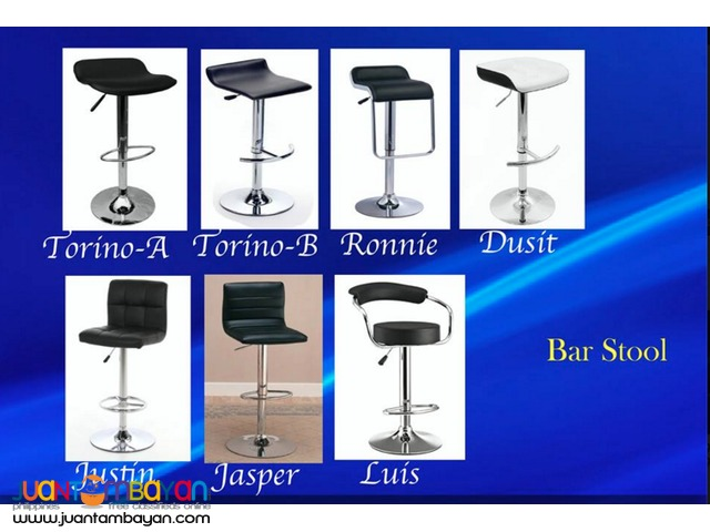 50 assorted Barstool Rental