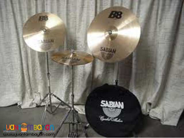 Cymbals For rent