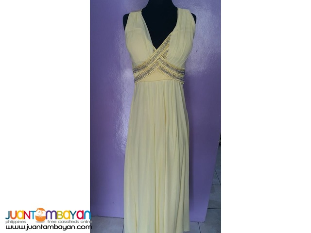 Gowns for sale brand new