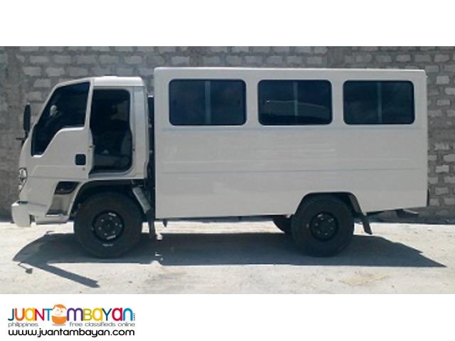 Forland 4 Wheeler FB Van