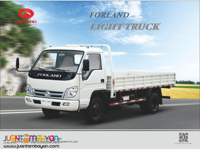 Forland 6 Wheeler Dropside 14'