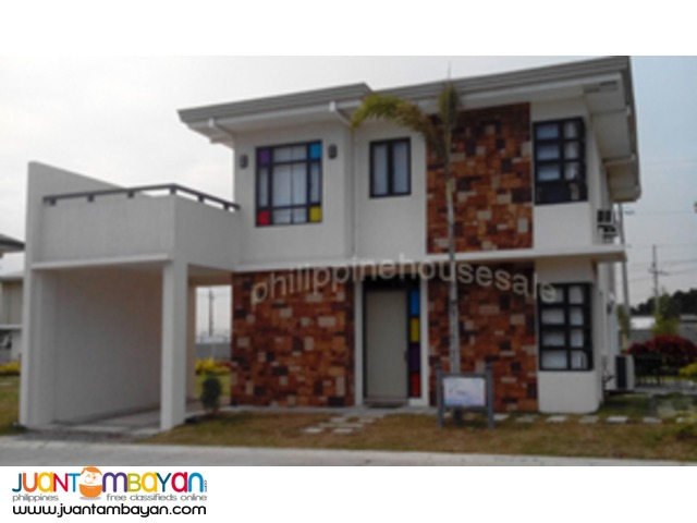 Single Detached Elite model in Nostalji Enclave Dasmarinas Cavite