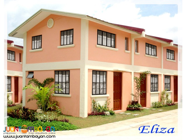 Eliza Model in Wellington Place Gen.Trias via Imus Cavite, Townhouse