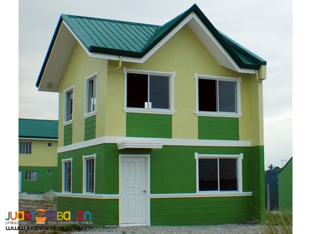 Single Attached in Alta Tierra GMA Cavite thru Pag-ibig Financing