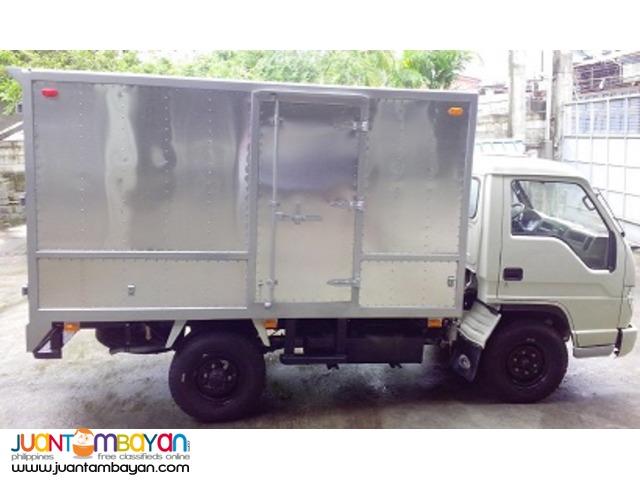 6 Wheeler Aluminum Van Rivet-less 14'