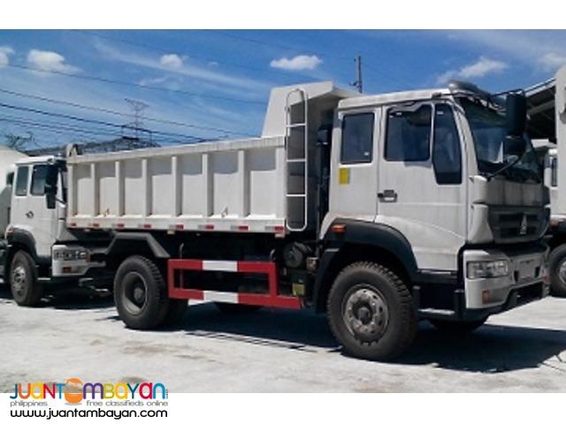 Sinotruk  4 x 2 Drive Dumo Truck C5B Huang He