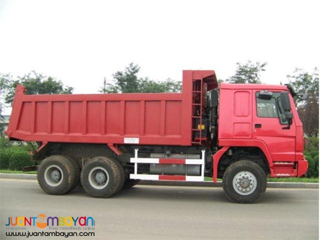 Sinotruk 12 Wheeler Dump Truck HOWO