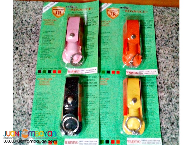 Pepper Spray for your Protection & Self Defense