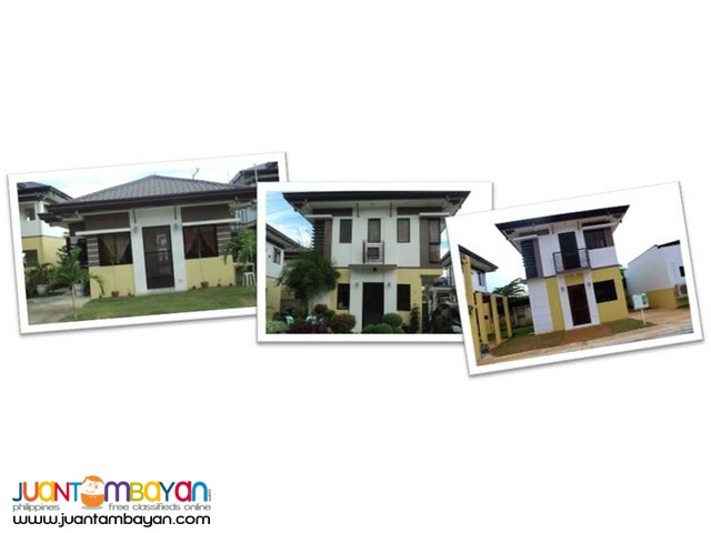 House & lot RFO at Midori Plains, Tungkop Minglanilla Cebu