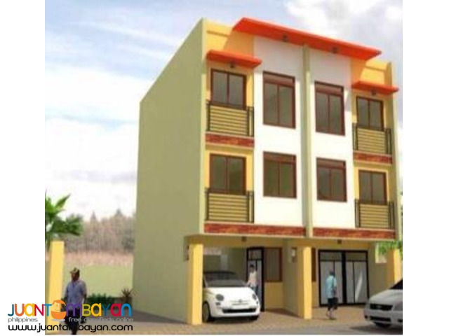 Townhouse walking distance to SM Center, Las Pinas Village