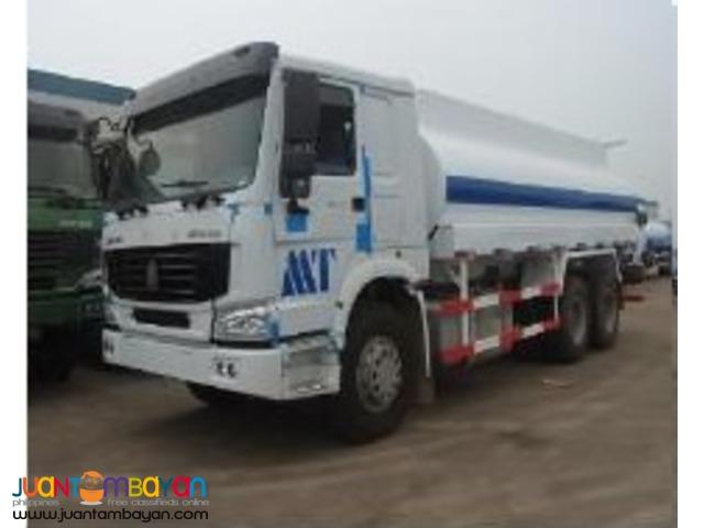 Sinotruk 10 Wheeler HOWO Oil Truck