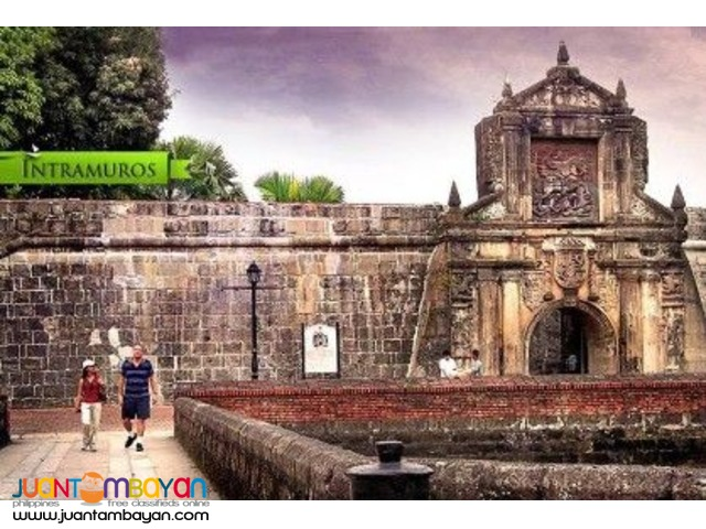 Interesting Intramuros tour