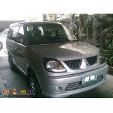 dec 2007 mitsubishi adventure glx