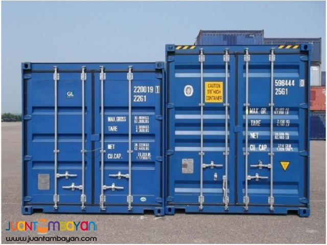 Dry Cargo Shipping ContainerFor Sale