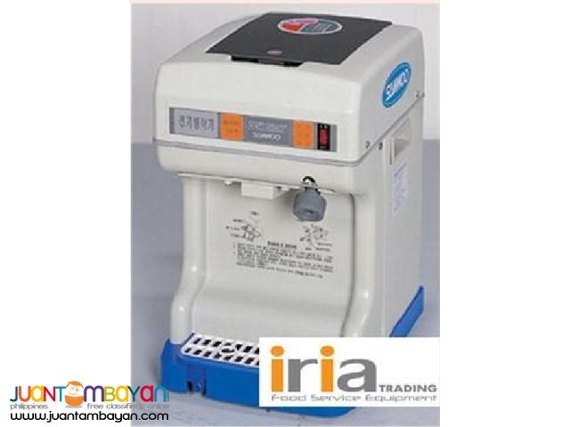 Ice Crusher / Ice Shaver (for SALE!!!)