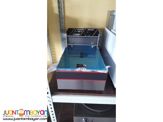 ELECTRIC SINGLE DEEP FRYER for SALE!!!