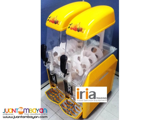 SLUSH MACHINE (Yellow Series) for SALE!!!
