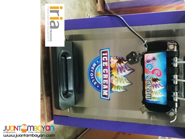 SUMSTAR SOFT ICE CREAM MACHINE (for BUSINESS)