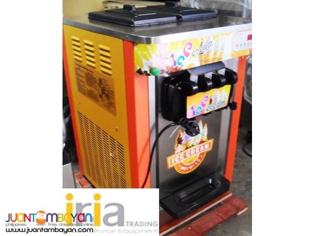 SOFT- SERVE ICE CREAM MACHINE 3nozzles for SALE!!!
