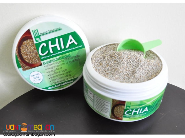 CHIA SEEDS for SALE!!!