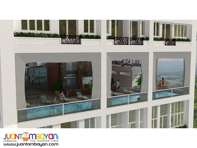 LA NIVEA Condominium at Nivel Hills Lahug Cebu City