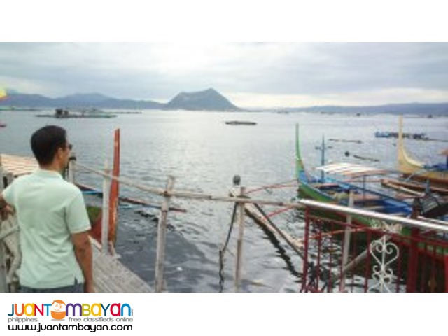 See its full glory, Taal Volcano tour