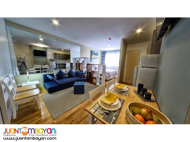 Spacious CONDOMINIUM near MEPZA studio units