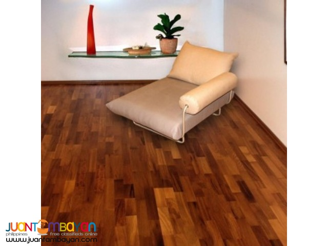 Solid wood flooring and Construction services