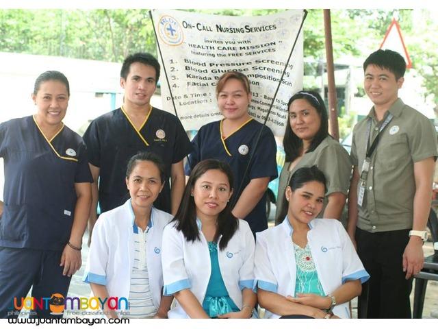 Private Duty Nurse Hiring
