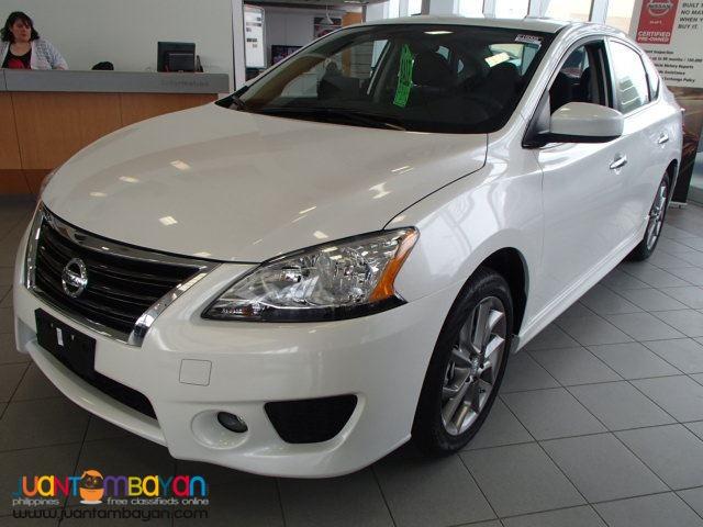 rent a car 'Nissan Sentra'