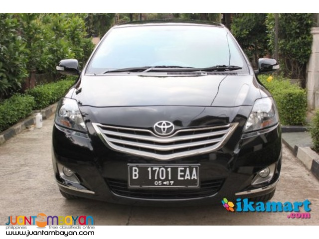 rent a car 'Toyota Vios'