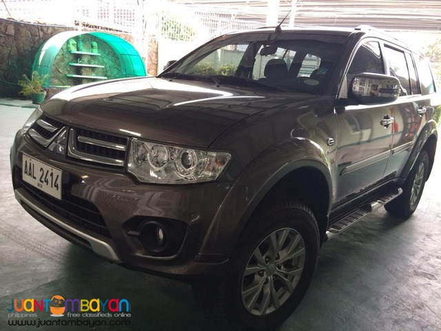rent a car 'Montero sports'