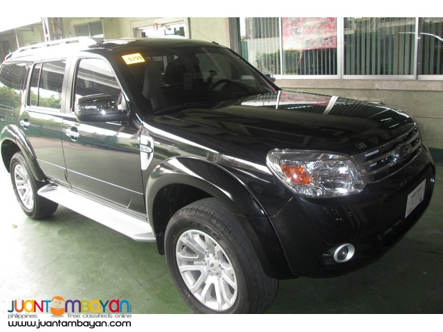 rent a car 'Ford Everest