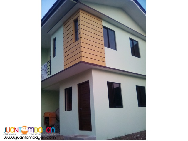 Single-attached House Francisville Subd., Mambugan, Antipolo