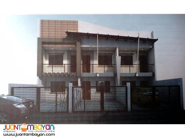 House and lot at Rancho Estate Marikina City