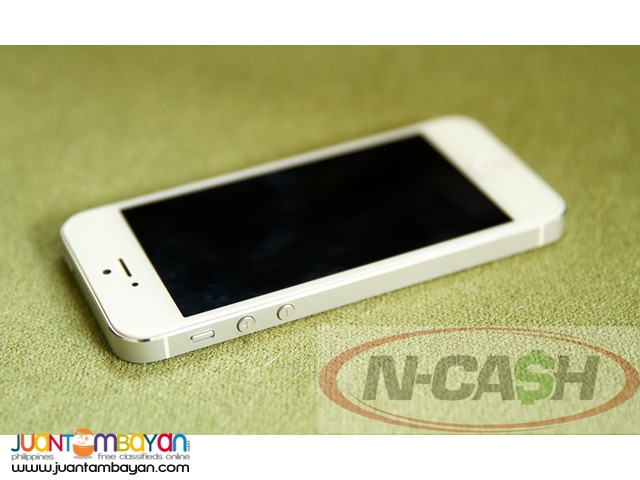 N-CASH Pawnshop - Apple iPhone 5 16GB Factory Unlocked