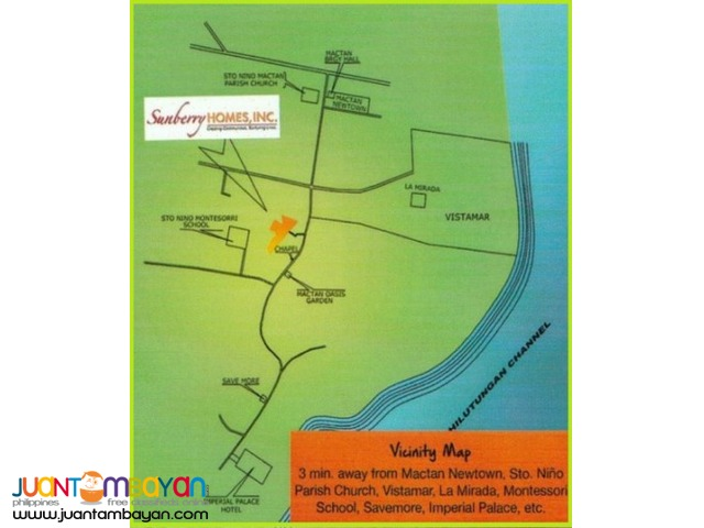 Sunberry Homes Subdivision