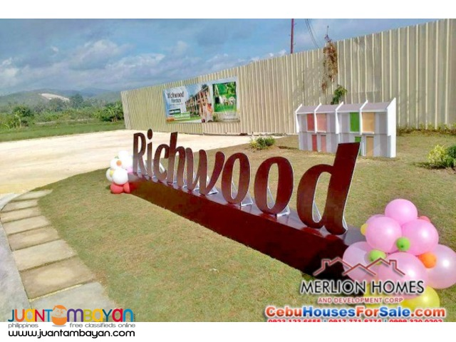 Richwood Homes Subdivision
