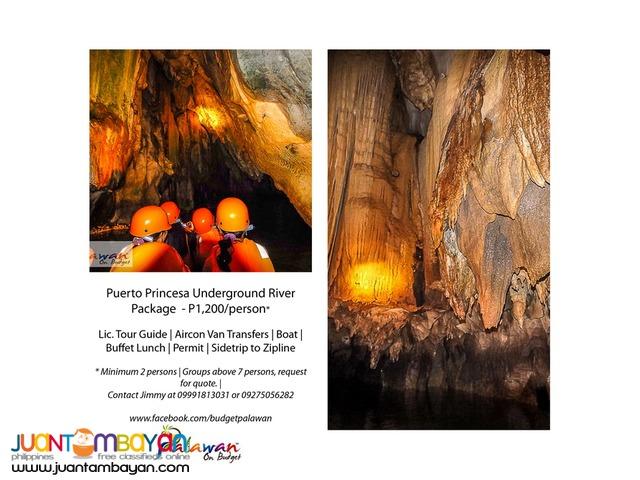 Palawan Underground River Tour | Honda Bay Island Hopping