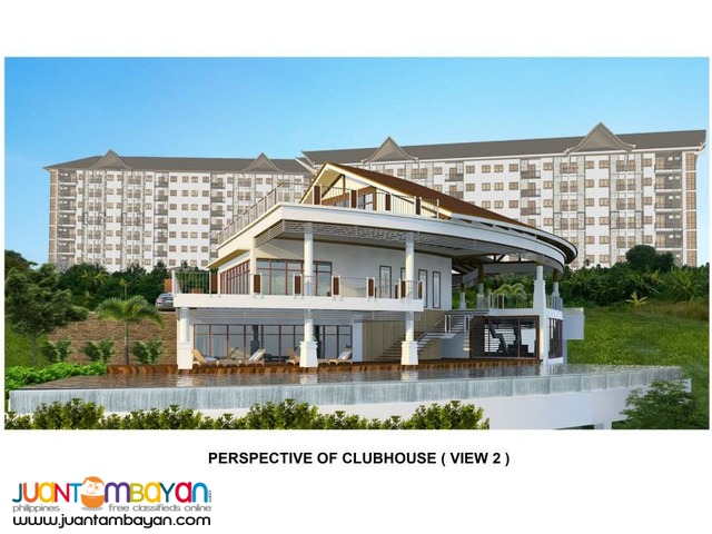 Pre-selling condominium unit Antara Residences, Lawaan