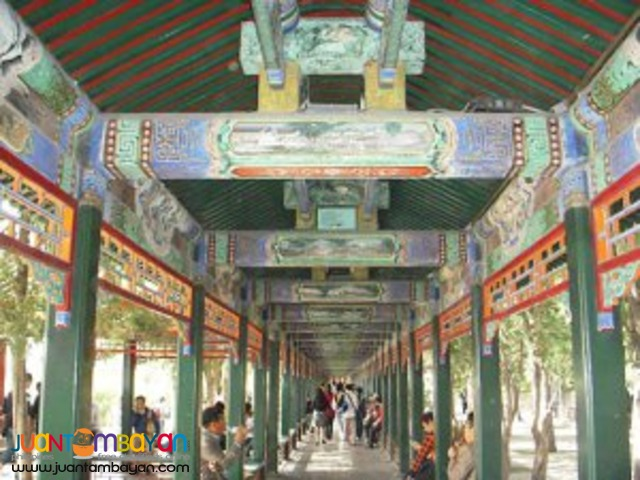 Beijing China tour, China's capital