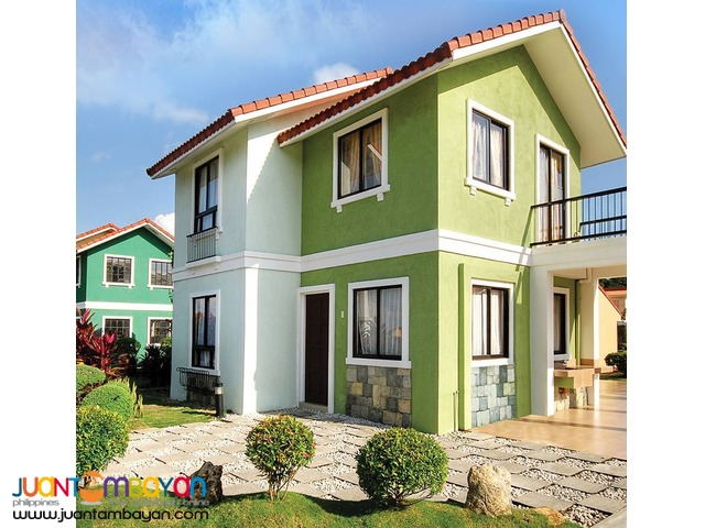 Olive Model at Park Regency Pavia Iloilo, 4 Br, 3.002M