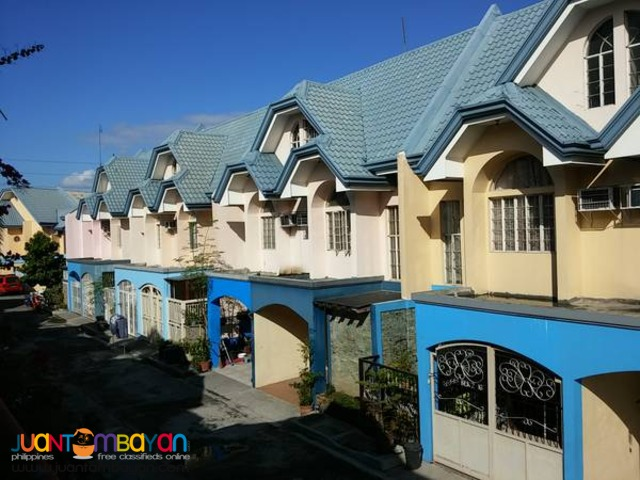 Meycauayan Bulacan RFO townhouse in a Private Subd, 2.85M