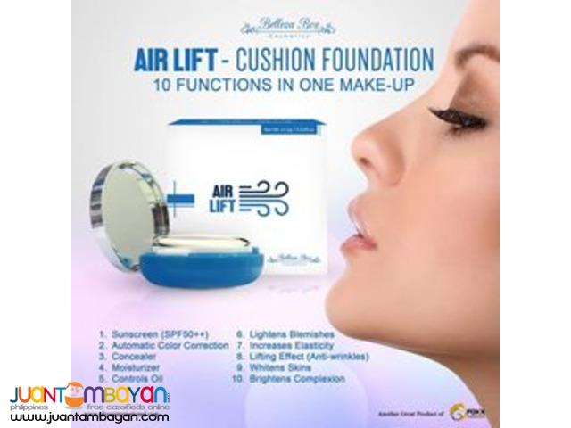 AIR LIFT CUSHION FOUNDATION