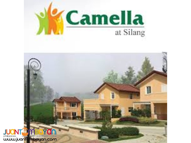 Camella Alta Silang Drina Model House
