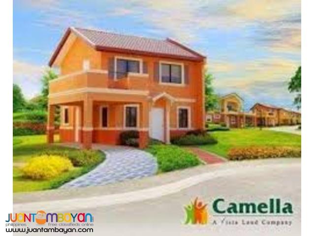 Camella Alta Silang Drina Model House