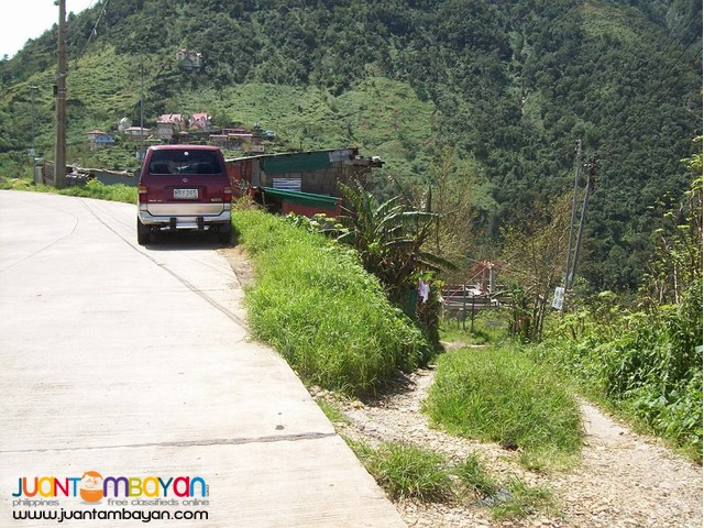 BAGUIO 750-SQM RESIDENTIAL LOT - RUSH SALE!