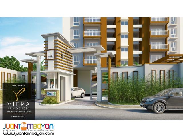 1 2 & 3 BR Tomas Morato Timog Condo Quezon City Viera Residences