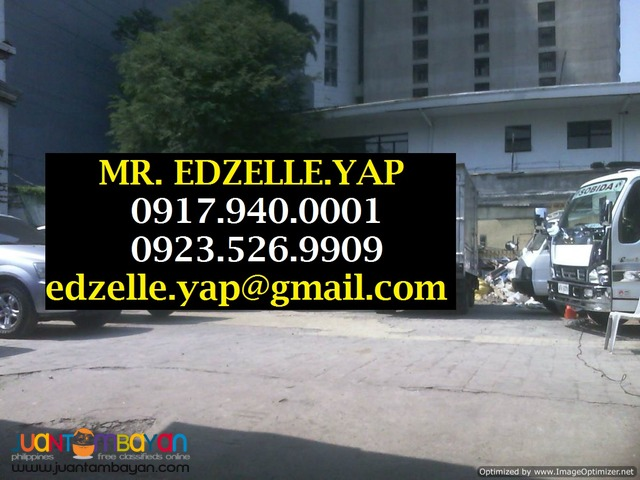 Lot for Sale in Taft Ave