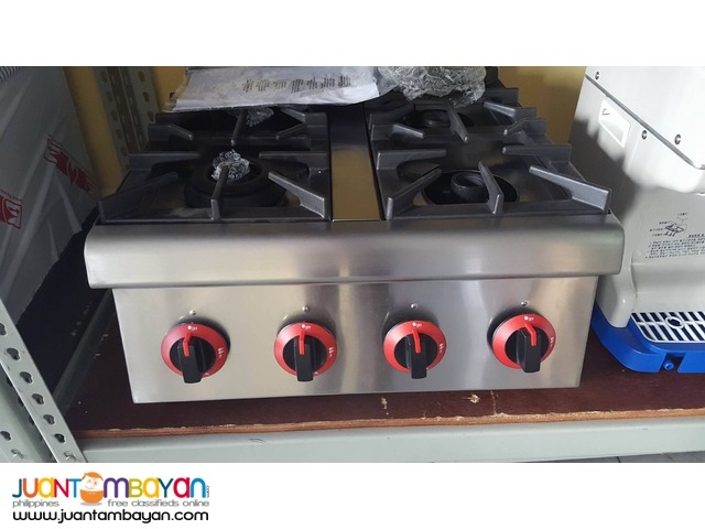 Table Type 4-Head Gas Stove for SALE!!! (on Stock)
